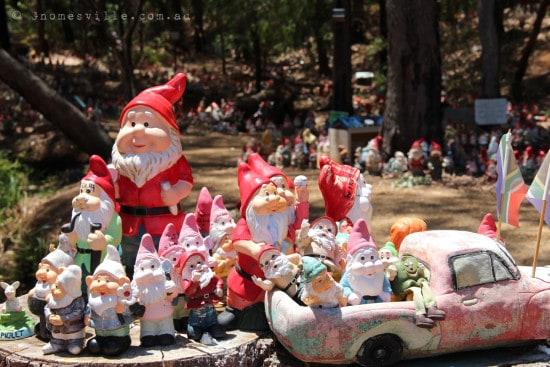 Gnomesville Gnomes